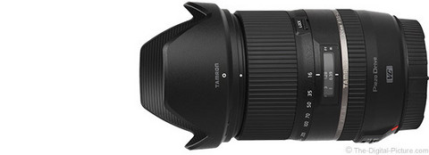 Tamron AF16-300mm F/3.5-6.3 VC MACRO for Nikon