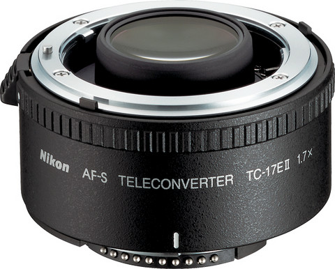 Nikon TC-17 EII AF-S Teleconverter