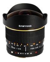Samyang 8mm fisheye Pentax F3.5