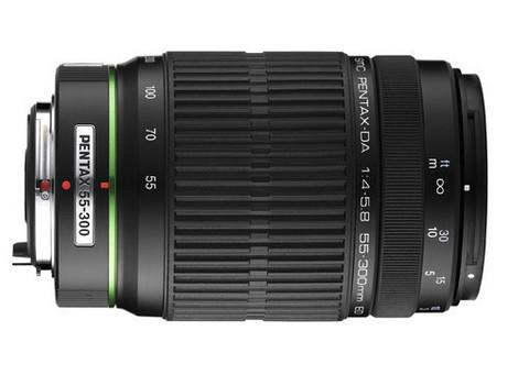 Pentax 55-300mm F4-5,8ED