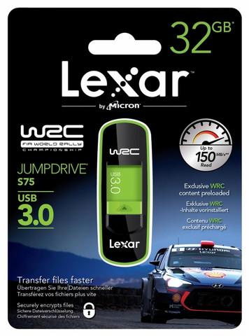 Muistitikku Lexar 32 GB usb3.0