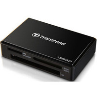 Transcend 3.0 USB Card Reader RDF8K musta