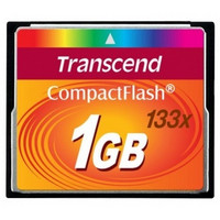 Transcend CF 1GB Ultraspeed 133x