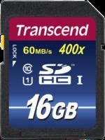 Transcend SDHC UHS-I 16GB