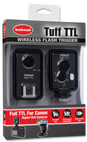 Hähnel Tuff TTL wireless flash trigger Canon