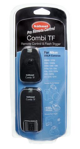 Hähnel Combi TF Remote Control&Flash; Trigger Nikon