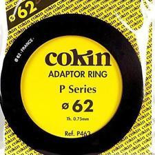 Cokin adaptor ring, 62mm