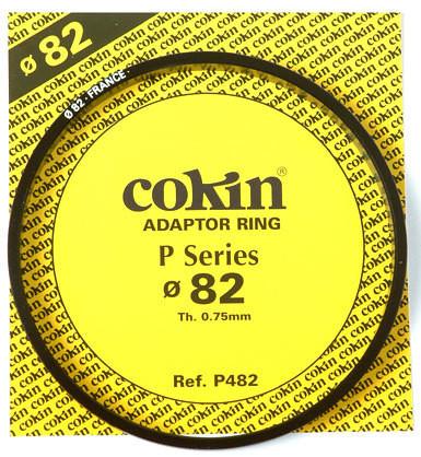 Cokin adaptor ring, 82mm