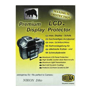 Nikon D80 LCD-Protector