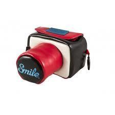 Smile camera cover