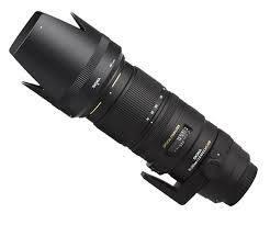 Sigma APO DG 70-200mm