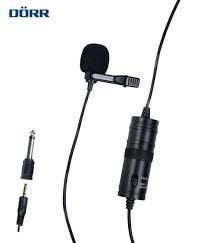 Dörr LV-10 Lavalier Microphone