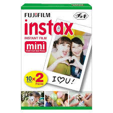 Fujifilm pika filmi instax mini 1x 10 kuvaa