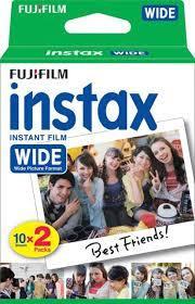 Fujifilm pika filmi instax wide 10 kpl