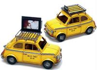NYC Keltainen Taxi Kehyslipas