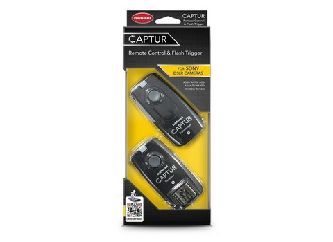 Captur Remote Control & Flash Trigger For Sony DSLR Cameras