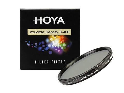 HOYA Variable density 3-400 filter 82 mm