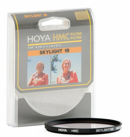 HOYA HMC Filter Multi-Coated SKYLIGHT 1B