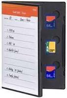 Gepe muistikortti kotelo MMC/SD card 9x