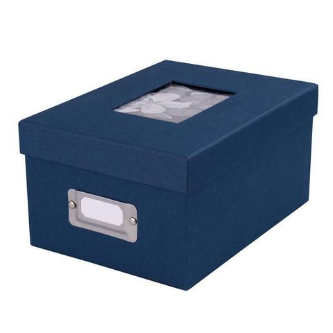 Dörr Unitex valokuvalaatikko sininen.
