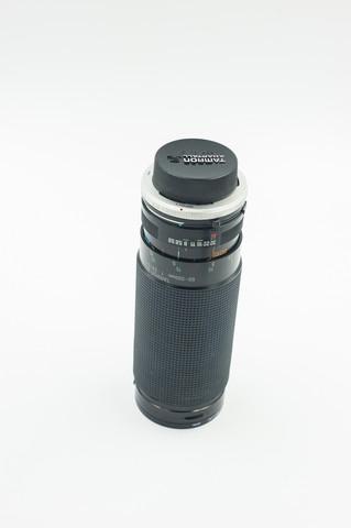 Tamron SP 60-300mm 1 : 3.8-5.4   BBAR MC 40°-8°  23A