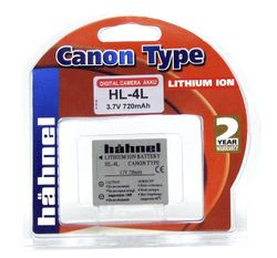 Canon - Hähnel HL 4LHP