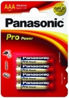 Panasonic Pro Power 1.5V AAA Paristo 4kpl