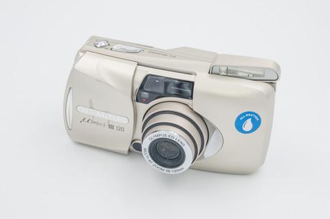 Olympus Zoom Mju III 120 38-120mm Kinokamera