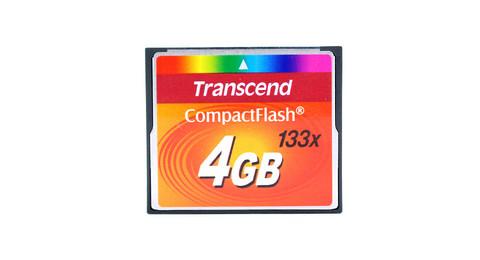 Transcend CF 4GB Ultra Speed 133x