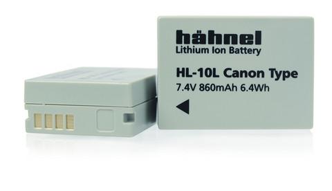 Canon NB-10L Hähnel akku