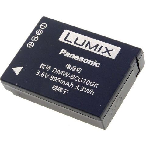 Panasonic DMW-BCG10 Lumix akku