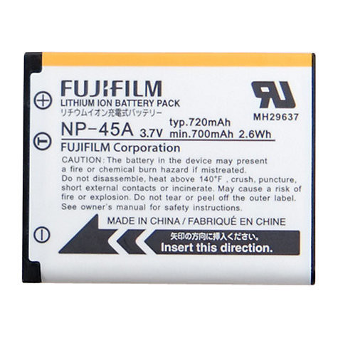 Fujifilm NP-45A akku