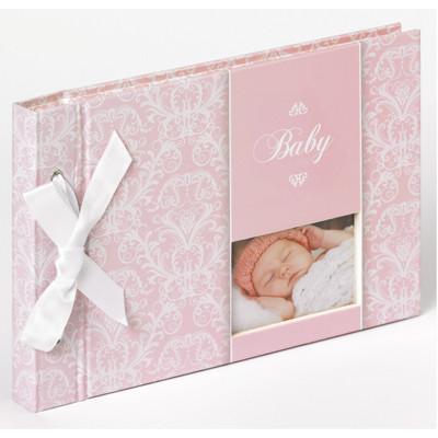 Vauva-albumi Daydreamer - vaaleanpunainen