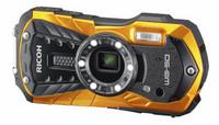 Ricoh WG-50, oranssi