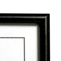 10x15 Valokuvakehys, musta