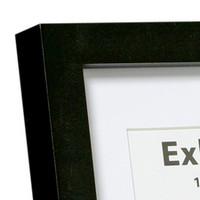 Exklusiv 20x20/15x15, musta