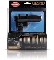 Hähnel Mk200 mikrofoni DLSR&video