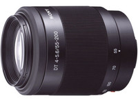 Sony DT55-200mm F4-5.6
