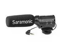 SARAMONIC LIGHTWEIGHT DIRECTIONAL CONDENSER MICROPHONE SR-M3
