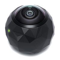 360 fly - 360° vesitiivis actionkamera