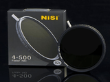 NiSi Fader ND4 - 500 suodin 77mm