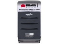 Braun Professional Charger 8000