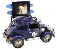 Vanhanajan Kupla-auto 1602 sininen