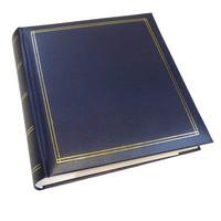 Memo-albumi Monza,sininen 200 kuvaa