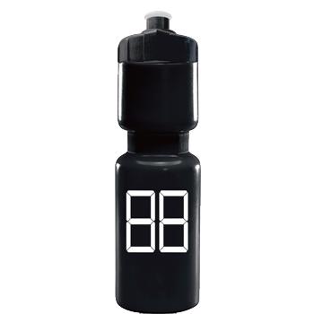 JUOMAPULLO 0,8L, väri: Musta
