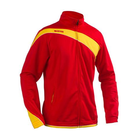ARLINGTON verryttelytakki Väri: puna/keltainen