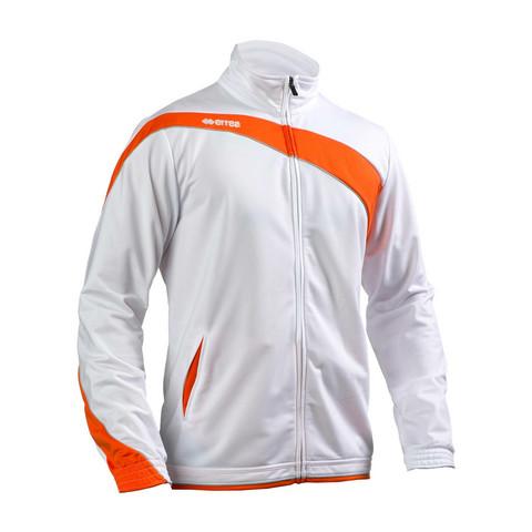 ARLINGTON verryttelytakki Väri: valko/oranssi