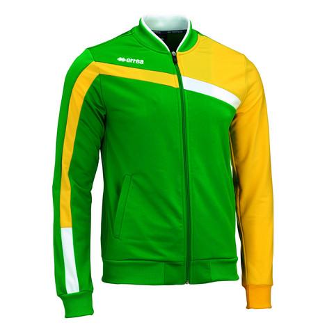ANDROMEDA verryttelytakki väri: vihreä/keltainen/valkoinen
