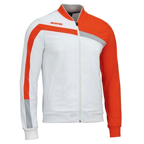ANDROMEDA verryttelytakki väri: valkoinen/oranssi/harmaa
