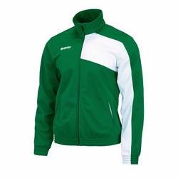 Milton verryttelytakki väri: vihreä/valkoinen